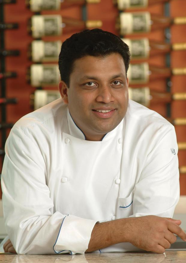 Portrait Vikram Garg - Halekulani Hotel