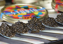 Sturia Caviar _ Hawaii Food & Wine Festival