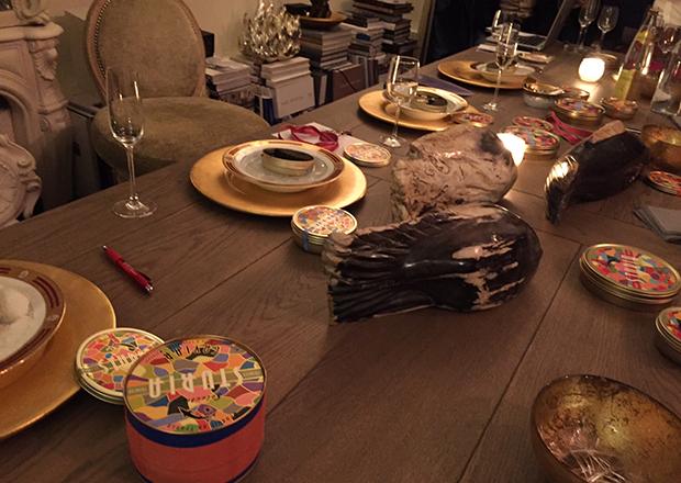 Afterwork : caviar & Champagne d'auteur