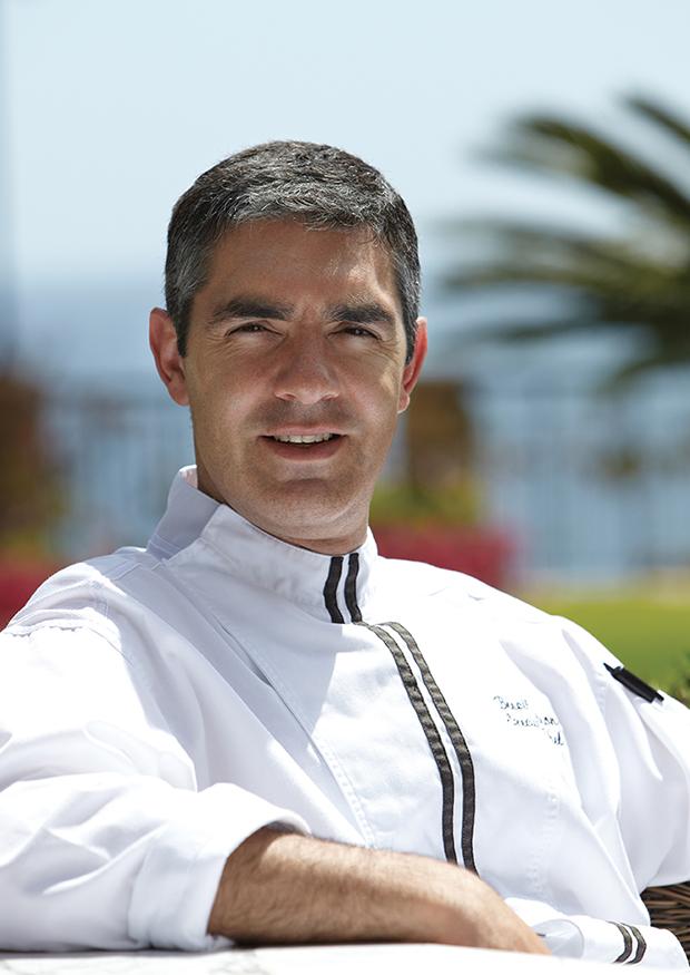 Benoit Sinthon, Il Gallo d'Oro - The Cliff Bay Hotel, Portugal