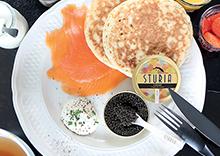 Caviar Sturia Jasmin