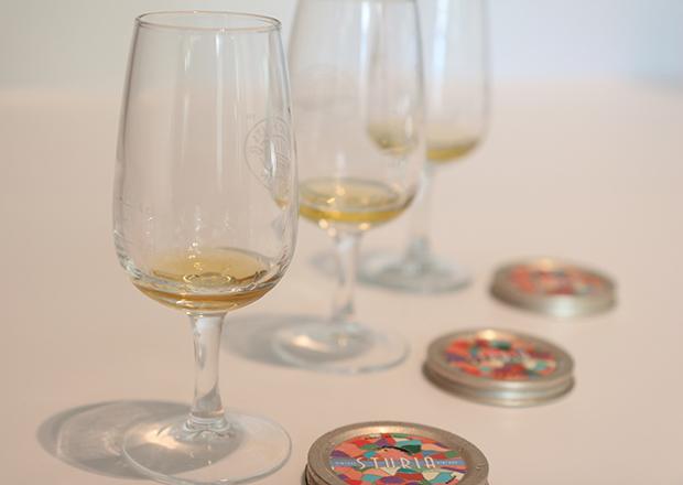 Afterwork : Caviar & Whisky