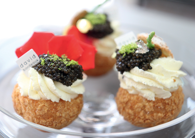La dune au caviar by David
