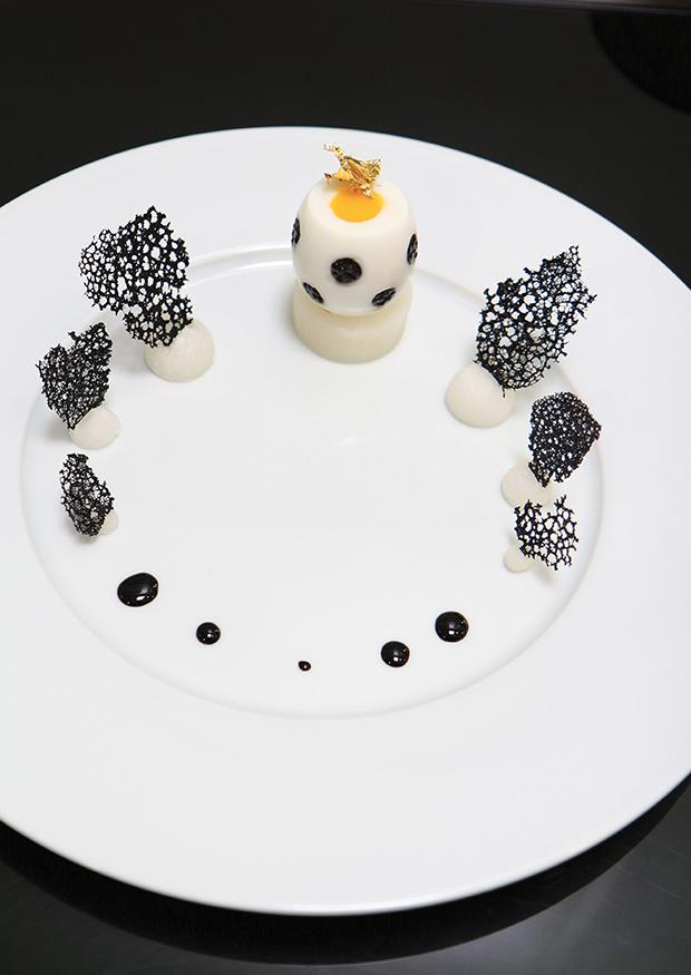 L'oeuf, caviar Sturia Primeur par Best Ferrandi Bordeaux
