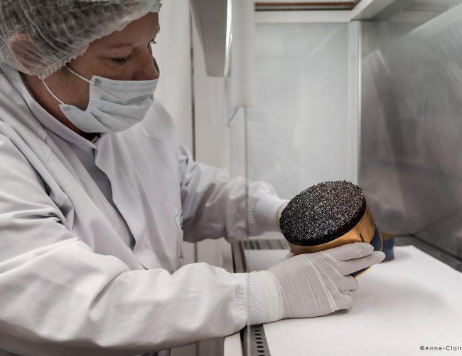 affinage caviar