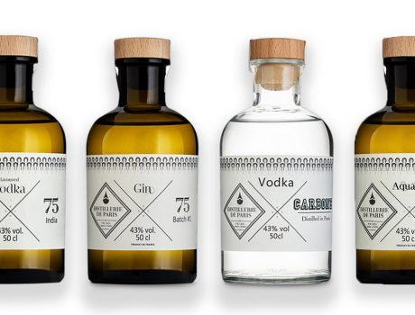 Caviar Sturia X La Distillerie de Paris